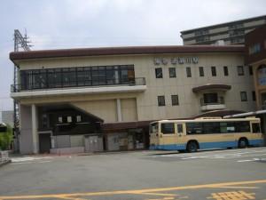 逆瀬川駅 西口